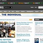 Site-ul agenției de știri Reuters a fost atacat