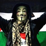 Anonymous a lansat un atac masiv împotriva Israelului