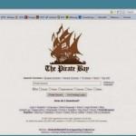 Pirate Bay şi-a schimbat adresa pentru a şasea oară în decurs de un an