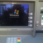 Bancomatele, vulnerabile din cauza Windows XP