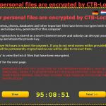 Patru domenii .ro au fost afectate de CTB Locker, un ransomware care solicită bani de la utilizatorii de Internet (CERT-RO)